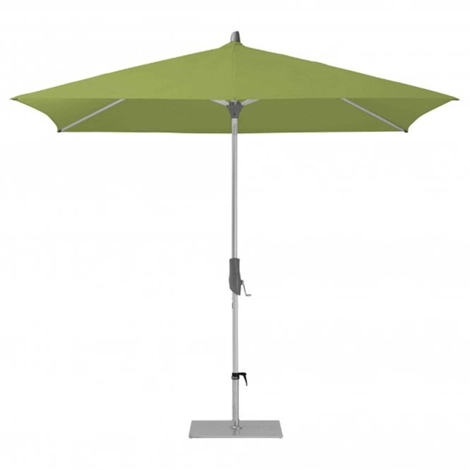Click to view product details and reviews for Glatz Alu Twist Rectangular Parasol Class 4.