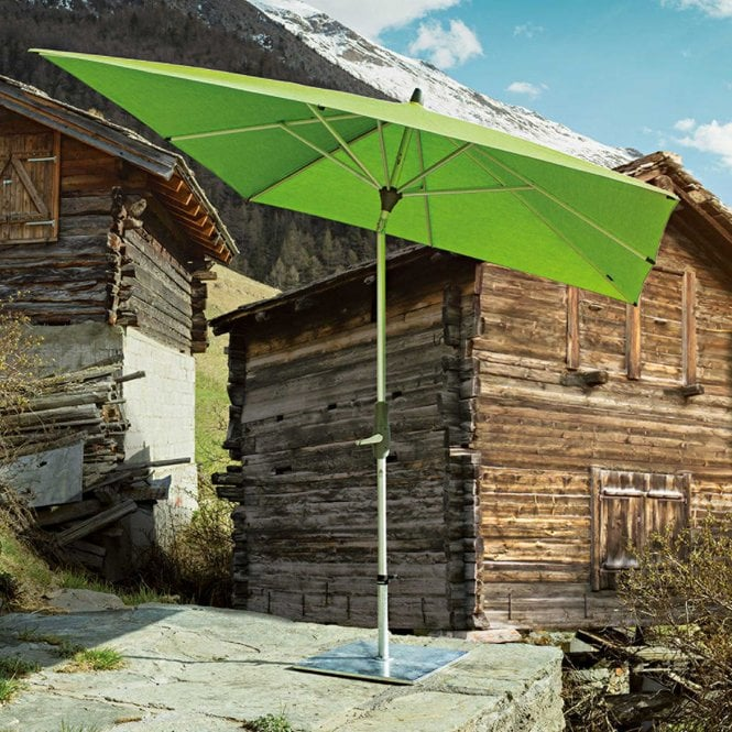 Click to view product details and reviews for Glatz Alu Twist Rectangular Parasol Class 5.
