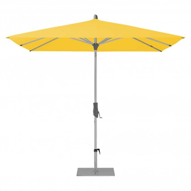 Click to view product details and reviews for Glatz Alu Twist Square Parasol Class 2.