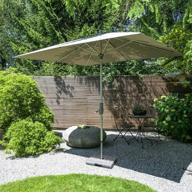 Click to view product details and reviews for Glatz Alu Twist Square Parasol Class 5.