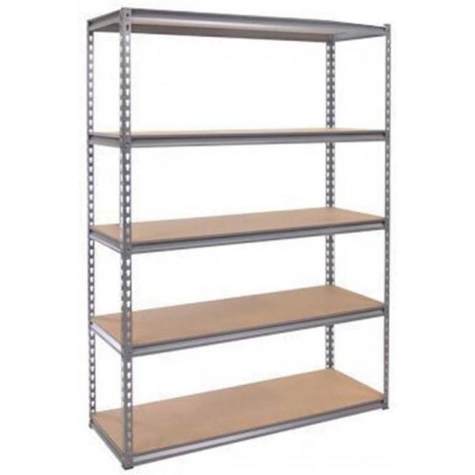 Click to view product details and reviews for Globel Silver Vein Heavy Duty Extra Wide Elite 5 Tier Shelving Unit.