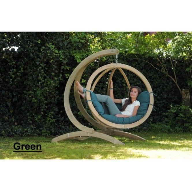 Globo Swing Seat with Stand