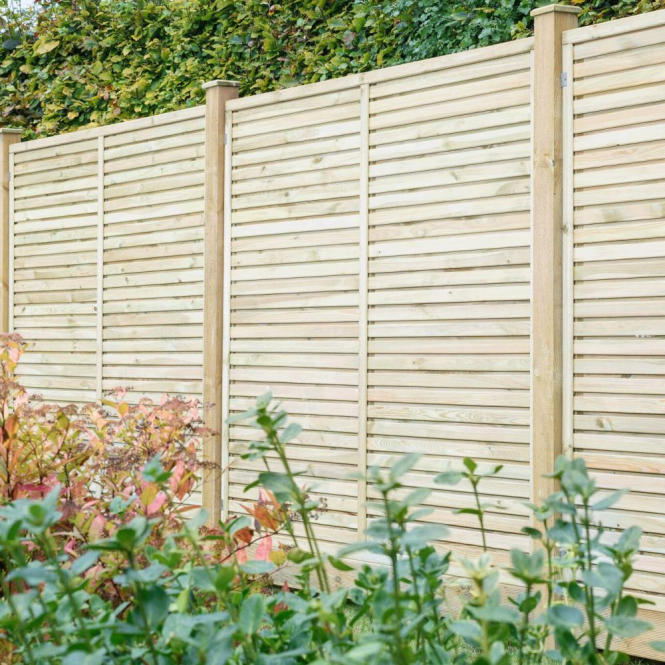 Click to view product details and reviews for Grange Contemporary Vogue Fence Panel.