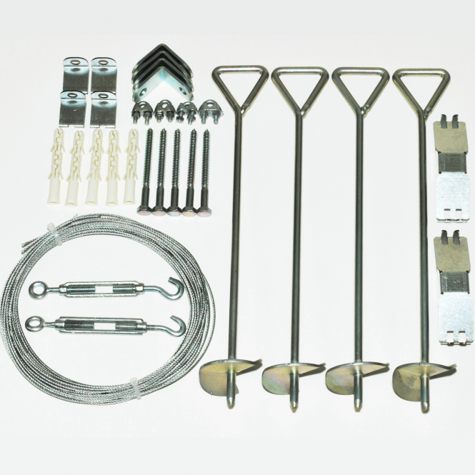 Click to view product details and reviews for Greenhouse Anchoring Kit.