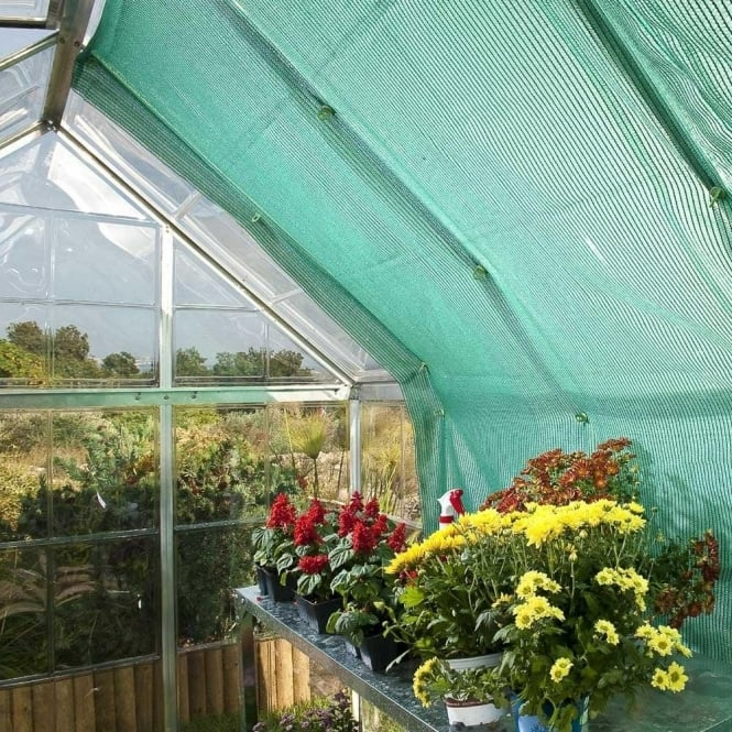 Click to view product details and reviews for Greenhouse Shade Kit.