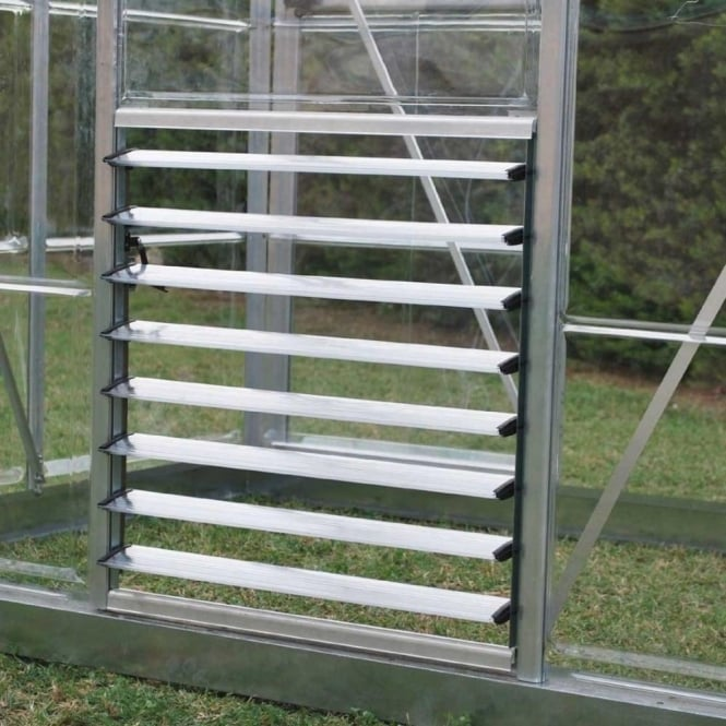 Greenhouse Window Side Louver
