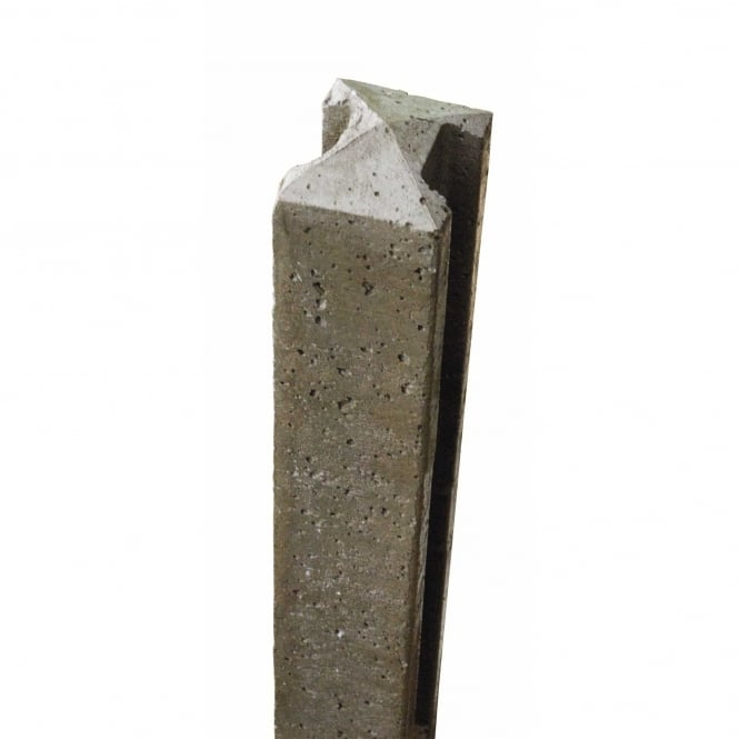 Click to view product details and reviews for Grey Concrete H Post.