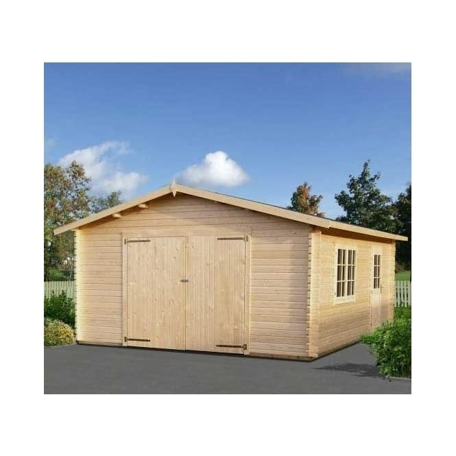 Classic Garage (Available in 2 Sizes)