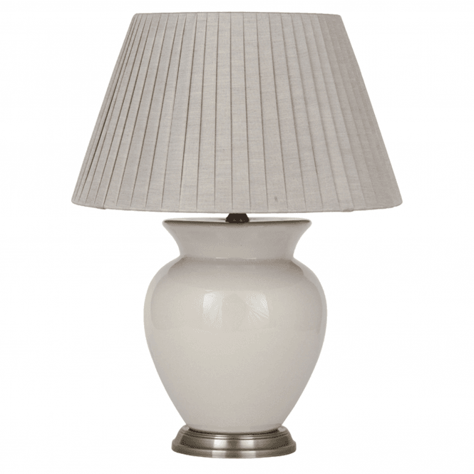 Click to view product details and reviews for Hadley Ceramic Table Lamp Complete.