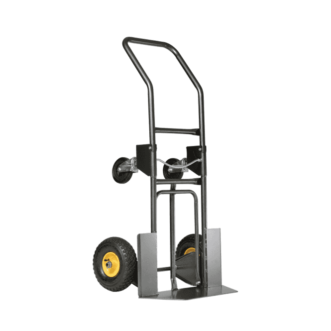 Click to view product details and reviews for Haemmerlin 200kg Pneumatic Wheel Rollax 2 In 1 Sack Truck Trolley.