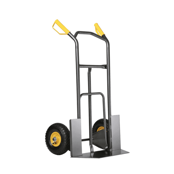 Click to view product details and reviews for Haemmerlin 200kg Pneumatic Wheel Rollax Sack Truck.