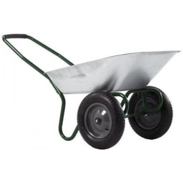 Haemmerlin 85LTR Twin Kit Wheelbarrow