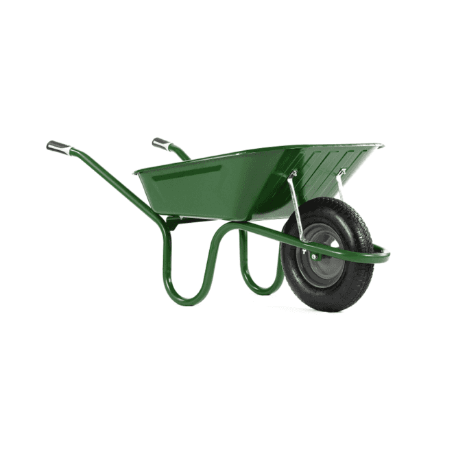 Click to view product details and reviews for Haemmerlin Aktiv Original 90ltr Epoxy Coated Wheelbarrow.