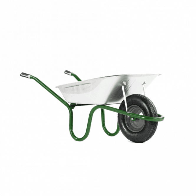 Haemmerlin Aktiv Original 90ltr Galvanised Wheelbarrow