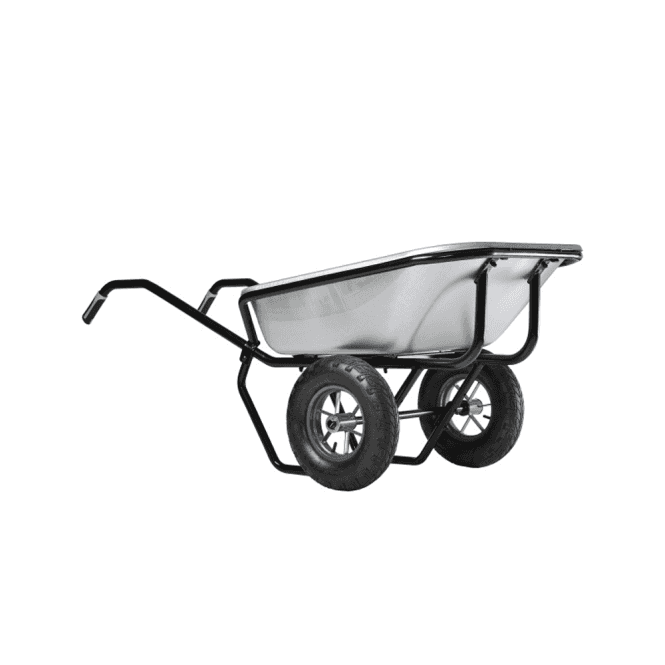 Click to view product details and reviews for Haemmerlin Pro Select Colt Galvanised 150ltr Wheelbarrow.