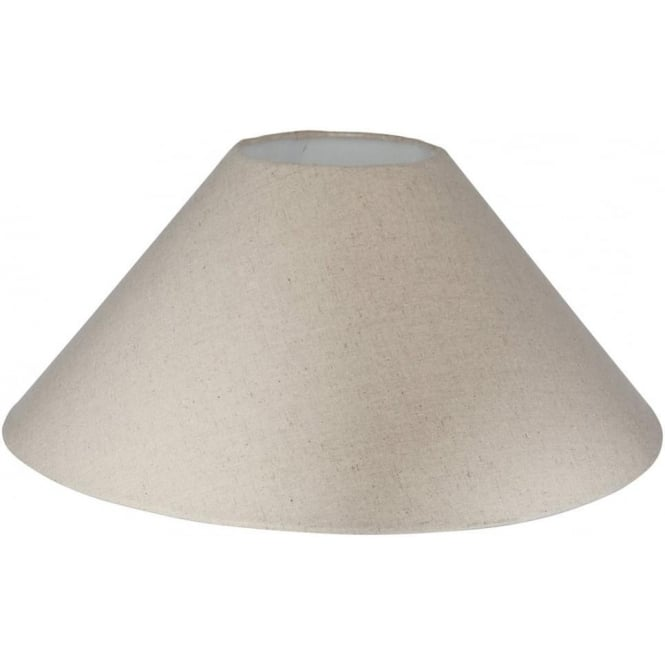 Click to view product details and reviews for Harley Coolie Slubby Hopsack Lamp Shade 50cm.