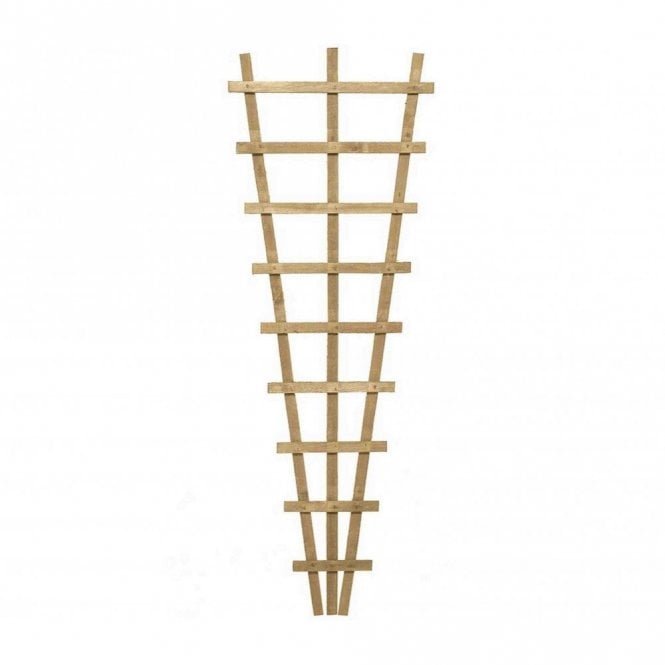Click to view product details and reviews for Heavy Duty Pressure Treated Fan Trellis.