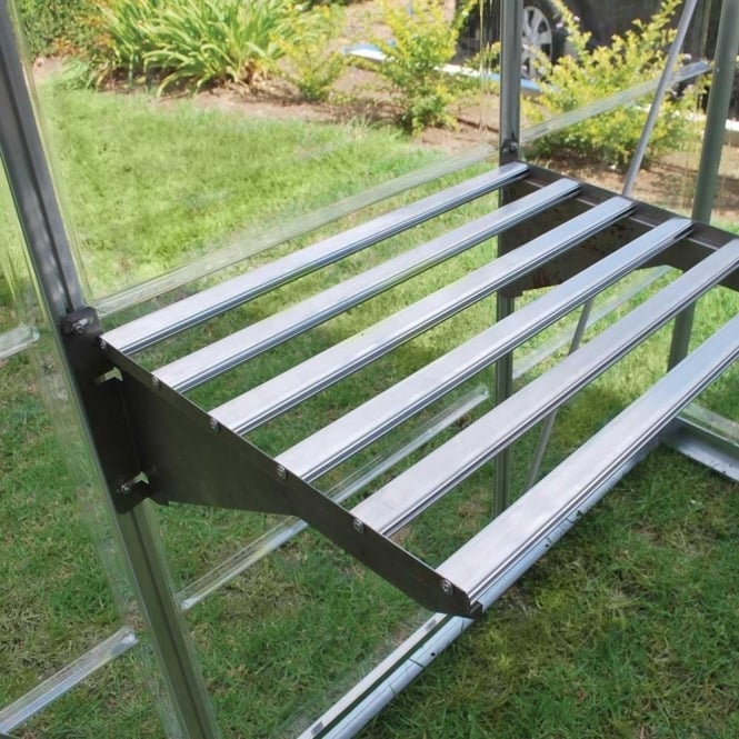 Click to view product details and reviews for Heavy Duty Shelf Kit Palram Greenhouse Shelf Kit.
