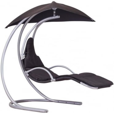 Helicopter Swing Chair with Canopy