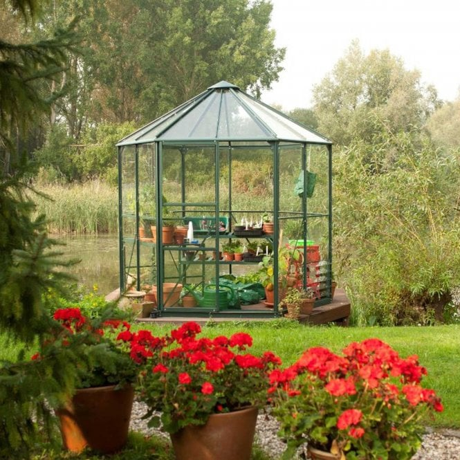Click to view product details and reviews for Hera 4500 8 X 7 Greenhouse Green.