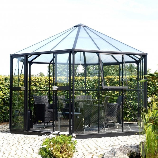 Click to view product details and reviews for Hera 9000 12 X 11 Greenhouse Black.