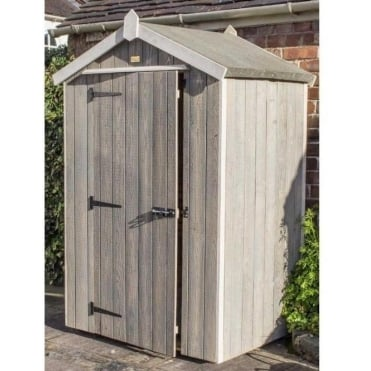 Heritage 4 x 3 Shed Apex Roof