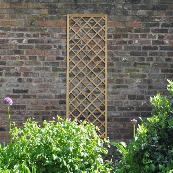 Click to view product details and reviews for Hidcote Lattice 180cm X 60cm.