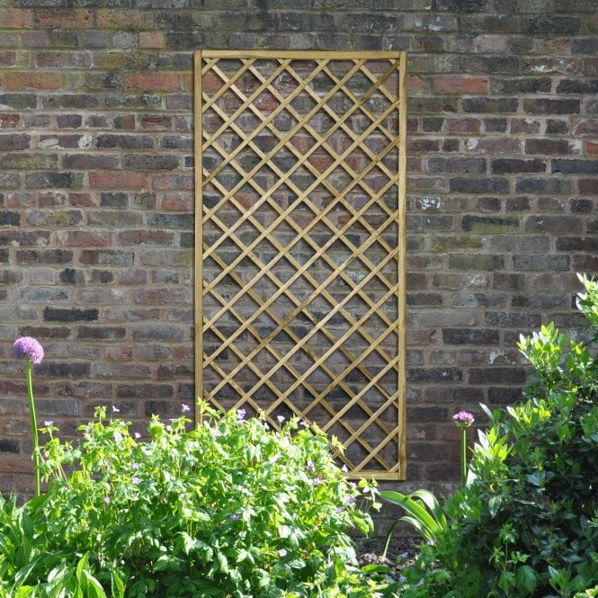 Hidcote Lattice 180cm X 90cm