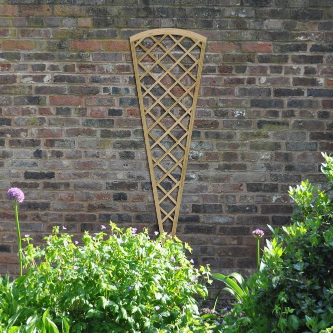 Click to view product details and reviews for Hidecote Fan Trellis.