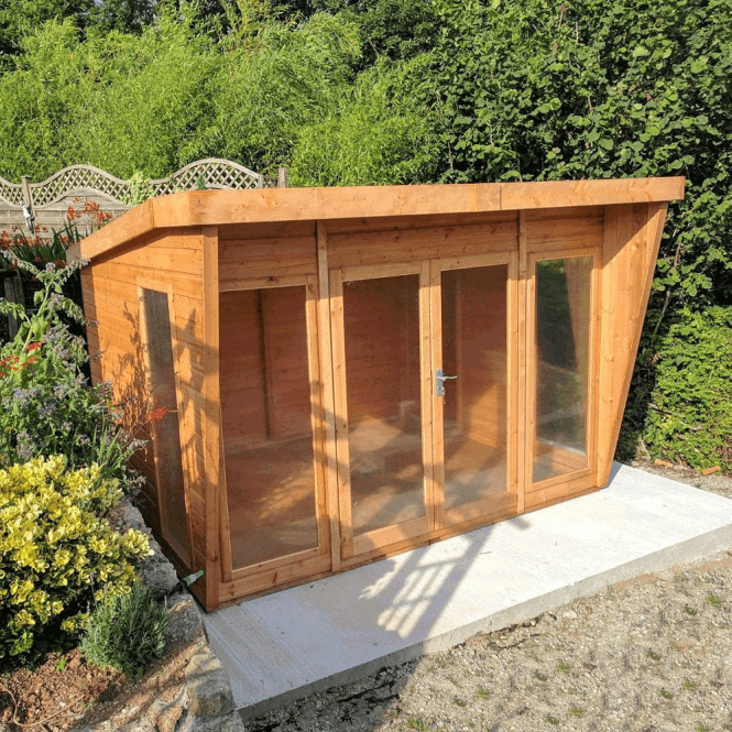 Highclere Summerhouse 10 X 10