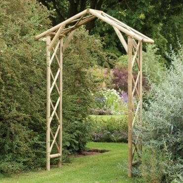 Honeysuckle Arch- Pressure Treated