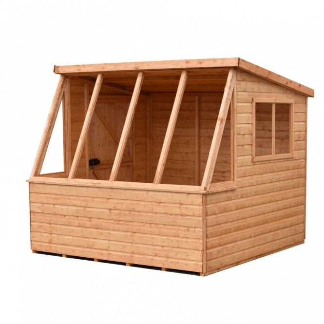 Click to view product details and reviews for Iceni 8 X 8 Potting Shed.
