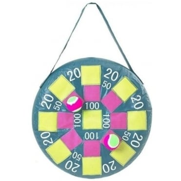 Inflatable Target Toss Game