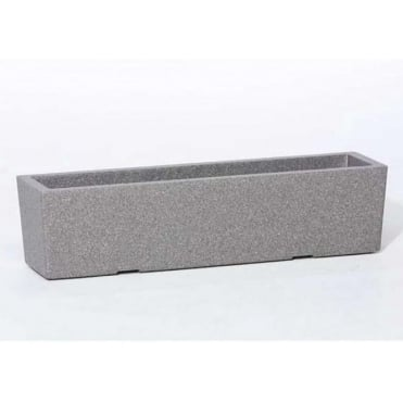 Iqbana Luzern Planter in Grey