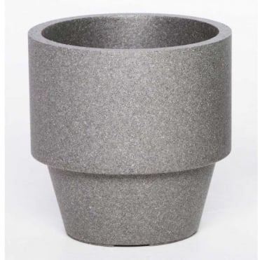 Iqbana Montreux Planter in Grey