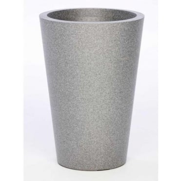 Iqbana Vasaluce Planter in Grey
