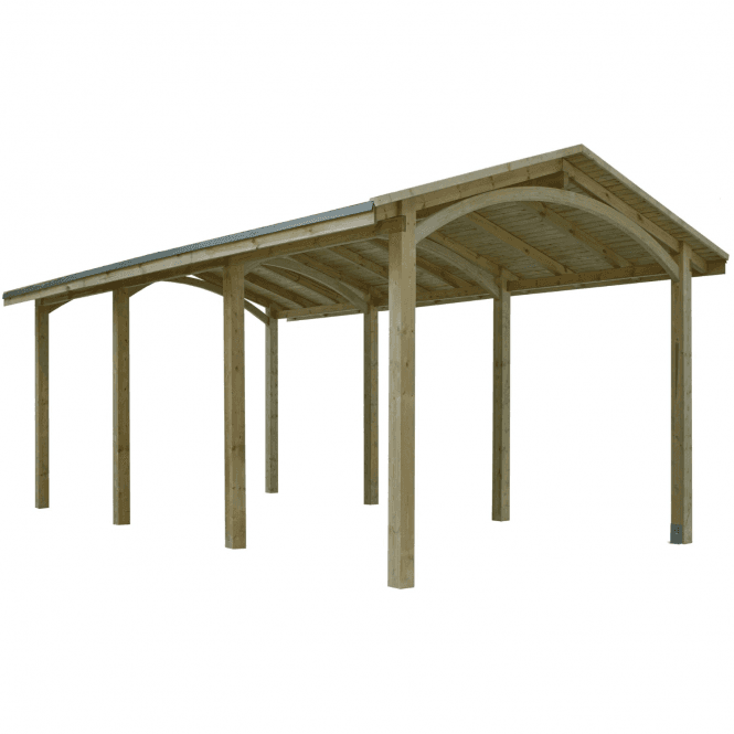 Click to view product details and reviews for Jagram Alaska Carport.