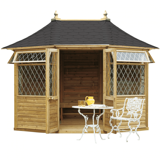 Click to view product details and reviews for Jagram Georgian Summerhouse Pavilion.