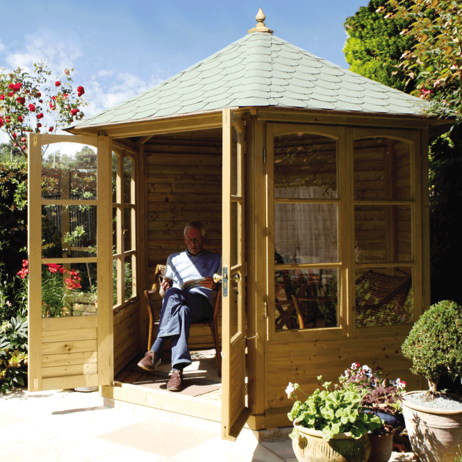Click to view product details and reviews for Jagram Harrogate Summerhouse.