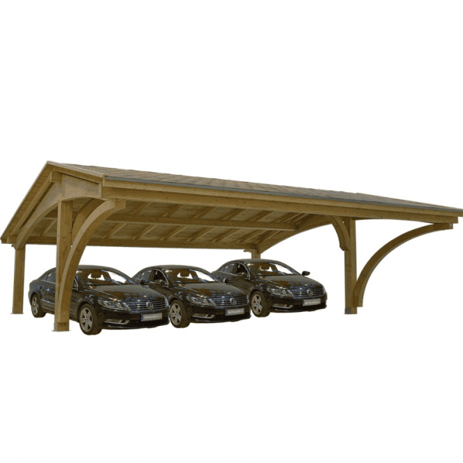 Jagram Revelatio Ii Double Carport