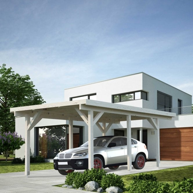 Click to view product details and reviews for Karl 1 Carport 117m².