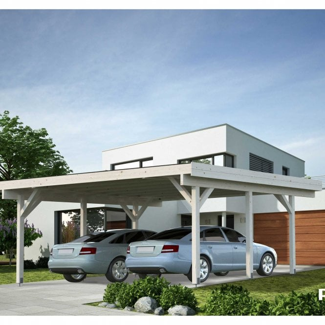 Click to view product details and reviews for Karl 1 Double Carport 206m² Delivered Within 7 Days.