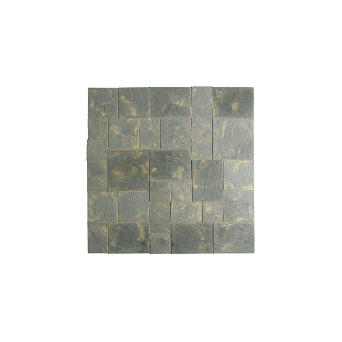 Click to view product details and reviews for Kelkay Abbey Paving Random Patio Kit 576m Sq.
