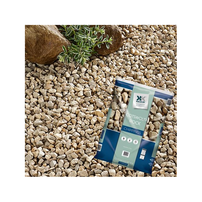 Click to view product details and reviews for Kelkay Cotswold Rock Chippings Bulk Bag.