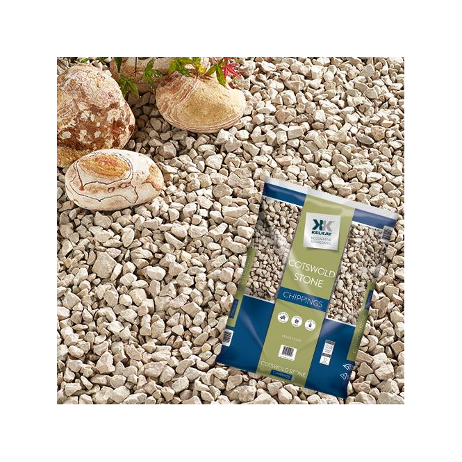 Click to view product details and reviews for Kelkay Cotswold Stone Chippings Bulk Bag.