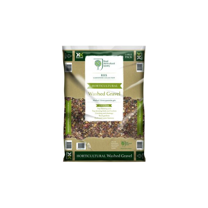 Click to view product details and reviews for Kelkay Horticultural Washed Gravel Bulk Bag.