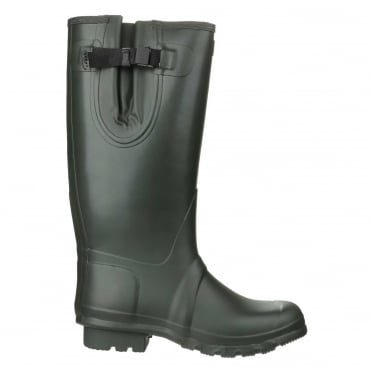 Kew Wellington Boots in Olive
