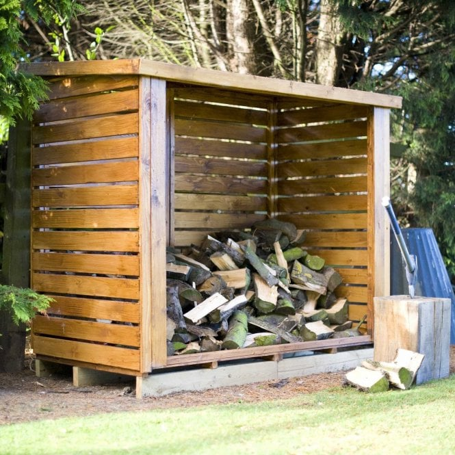 Click to view product details and reviews for Large Heavy Duty Log Store.