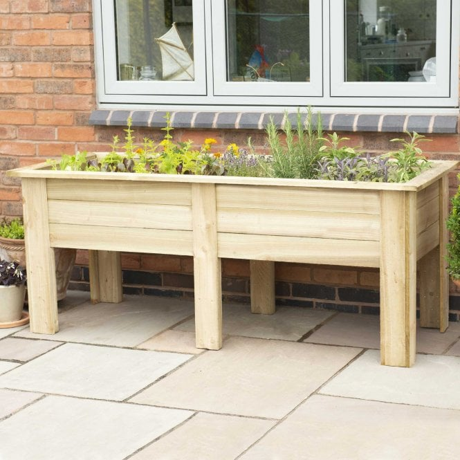 Click to view product details and reviews for Large Kitchen Garden Planter 18m.