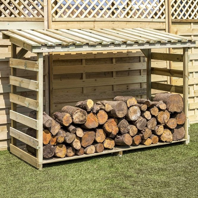 Click to view product details and reviews for Large Log Store.
